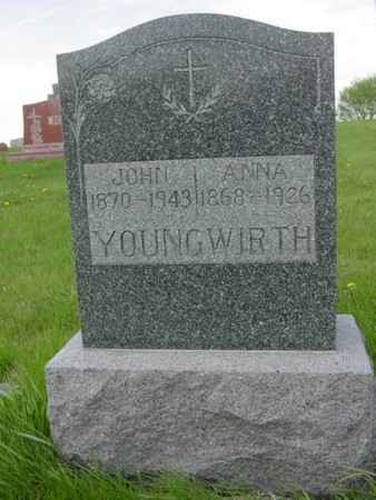 YOUNGWIRTH, JOHN - Kossuth County, Iowa | JOHN YOUNGWIRTH