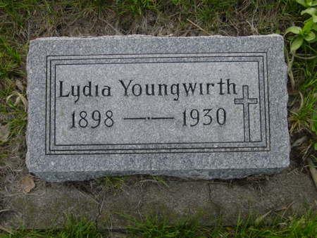 YOUNGWIRTH, LYDIA - Kossuth County, Iowa | LYDIA YOUNGWIRTH