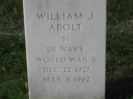 ABOLT, WILLIAM  J. - Lee County, Iowa | WILLIAM  J. ABOLT