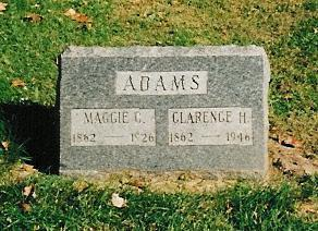 LAMBERT ADAMS, MAGGIE C. - Lee County, Iowa | MAGGIE C. LAMBERT ADAMS