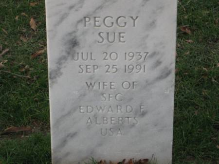 ALBERTS, PEGGY  SUE - Lee County, Iowa | PEGGY  SUE ALBERTS