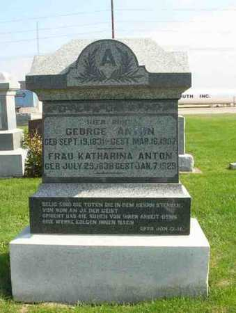 ANTON, KATHERINA - Lee County, Iowa | KATHERINA ANTON