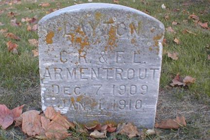 ARMENTROUT, LAYTON - Lee County, Iowa | LAYTON ARMENTROUT