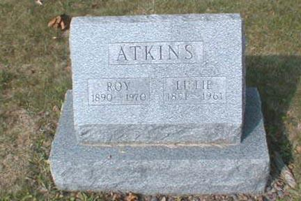 ATKINS, ROY - Lee County, Iowa | ROY ATKINS