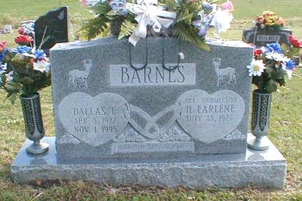 BARNES, H. EARLENE - Lee County, Iowa | H. EARLENE BARNES