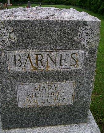 BARNES, MARY - Lee County, Iowa | MARY BARNES