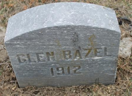BAZEL, GLEN - Lee County, Iowa   GLEN BAZEL
