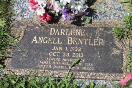 ANGELL BENTLER, DARLENE - Lee County, Iowa | DARLENE ANGELL BENTLER