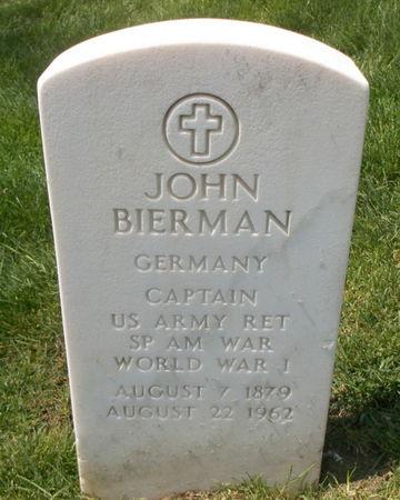 BIERMAN, JOHN - Lee County, Iowa | JOHN BIERMAN