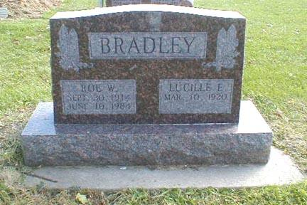 BRADLEY, ROE W. - Lee County, Iowa | ROE W. BRADLEY