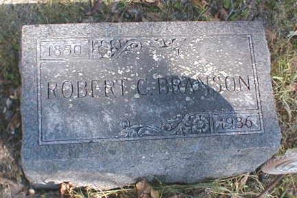 BRANSON, ROBERT C. - Lee County, Iowa   ROBERT C. BRANSON