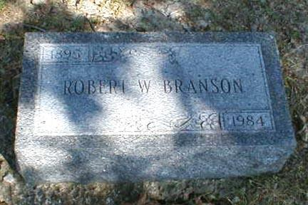 BRANSON, ROBERT W. - Lee County, Iowa | ROBERT W. BRANSON