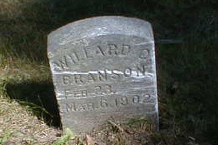 BRANSON, WILLARD C. - Lee County, Iowa | WILLARD C. BRANSON