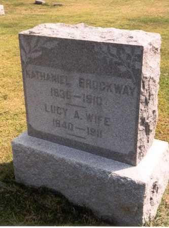 TIBBETTS BROCKWAY, LUCY ANN - Lee County, Iowa | LUCY ANN TIBBETTS BROCKWAY