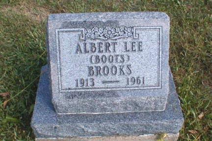 BROOKS, ALBERT LEE - Lee County, Iowa | ALBERT LEE BROOKS