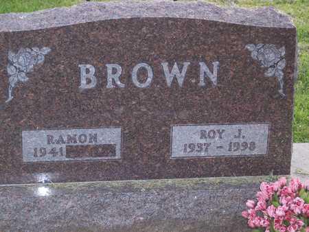 BROWN, ROY - Lee County, Iowa | ROY BROWN