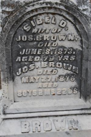 BROWN, JOSEPH - Lee County, Iowa | JOSEPH BROWN