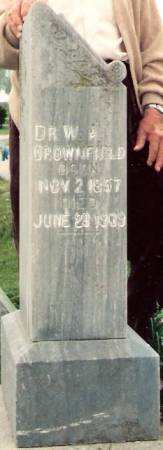 BROWNFIELD, WILLIAM - Lee County, Iowa | WILLIAM BROWNFIELD