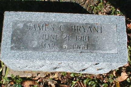 BRYANT, JAMES C. - Lee County, Iowa | JAMES C. BRYANT
