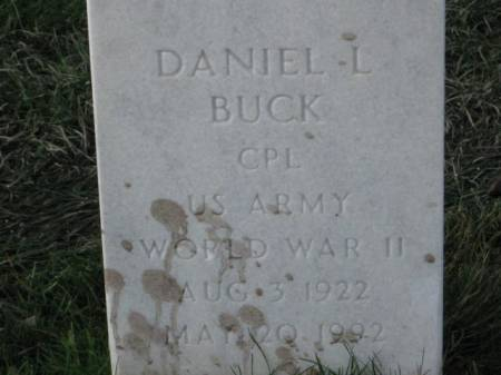BUCK, DANIEL  I. - Lee County, Iowa | DANIEL  I. BUCK