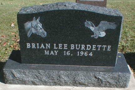 BURDETTE, BRIAN LEE - Lee County, Iowa | BRIAN LEE BURDETTE