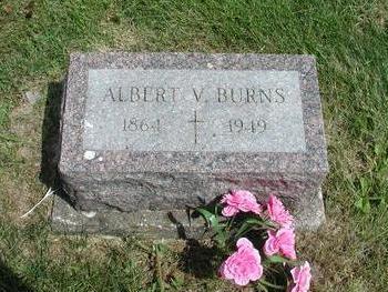 BURNS, ALBERT - Lee County, Iowa | ALBERT BURNS