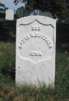 BUTCHER, DAVID N. - Lee County, Iowa | DAVID N. BUTCHER