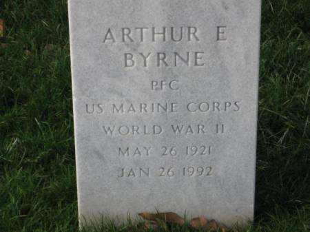 BYRNE, ARTHUR  E. - Lee County, Iowa | ARTHUR  E. BYRNE