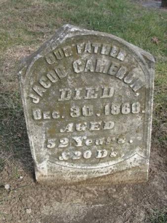 CAMERON, JACOB - Lee County, Iowa | JACOB CAMERON