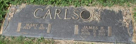 SUGARS CARLSON, MARY HELEN - Lee County, Iowa | MARY HELEN SUGARS CARLSON