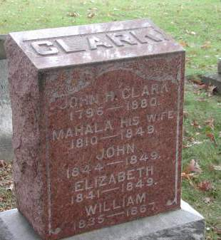 CLARK, JOHN - Lee County, Iowa | JOHN CLARK
