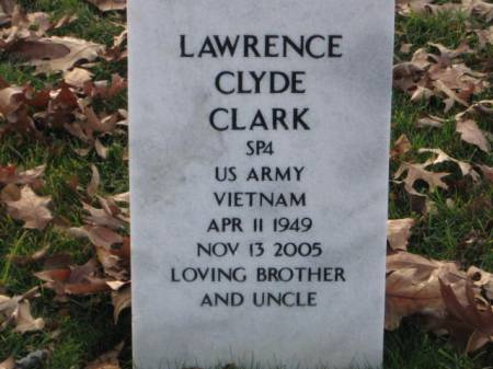 CLARK, LAWRENCE  CLYDE - Lee County, Iowa | LAWRENCE  CLYDE CLARK