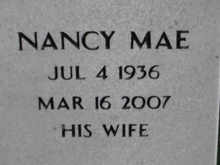 CLARK, NANCY  MAE - Lee County, Iowa | NANCY  MAE CLARK