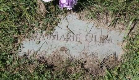 HALL CLEM, DORA MARIE - Lee County, Iowa | DORA MARIE HALL CLEM