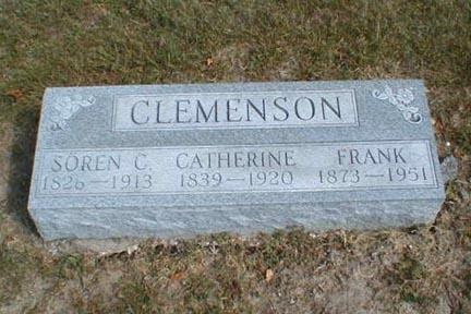 CLEMENSON, CATHERINE - Lee County, Iowa | CATHERINE CLEMENSON
