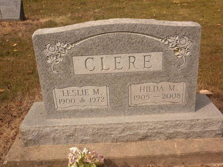 JOHNSON CLERE, HILDA M. - Lee County, Iowa | HILDA M. JOHNSON CLERE