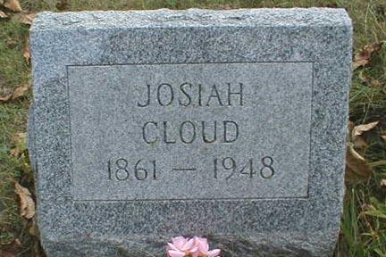 CLOUD, JOSIAH - Lee County, Iowa | JOSIAH CLOUD