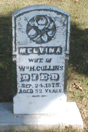 COLLINS, MELVINA - Lee County, Iowa | MELVINA COLLINS
