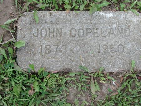 COPELAND, JOHN - Lee County, Iowa | JOHN COPELAND