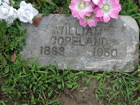 COPELAND, WILLIAM - Lee County, Iowa | WILLIAM COPELAND