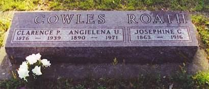 ROATH, JOSEPHINE C. - Lee County, Iowa | JOSEPHINE C. ROATH