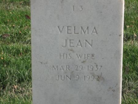 CREEDON, VELMA  JEAN - Lee County, Iowa   VELMA  JEAN CREEDON