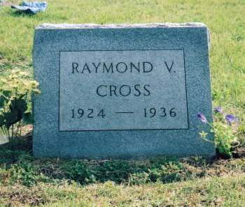 CROSS, RAYMOND V. - Lee County, Iowa | RAYMOND V. CROSS