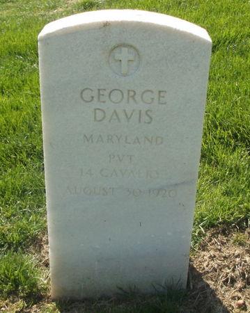 DAVIS, GEORGE - Lee County, Iowa   GEORGE DAVIS