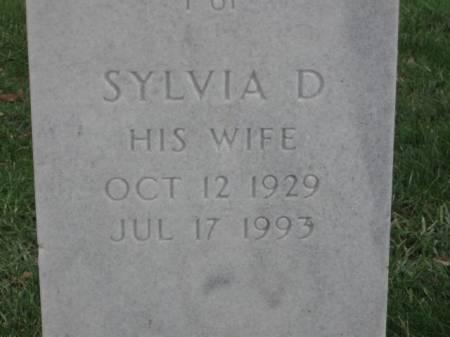 DAVIS, SYLVIA  D. - Lee County, Iowa | SYLVIA  D. DAVIS