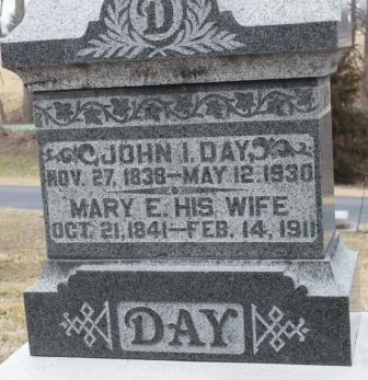 DAY, MARY E. - Lee County, Iowa | MARY E. DAY