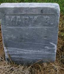 DEEDS, MARY B. - Lee County, Iowa | MARY B. DEEDS