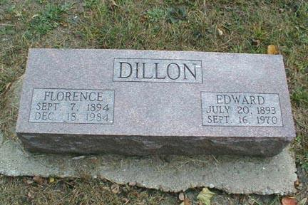 DILLON, EDWARD - Lee County, Iowa | EDWARD DILLON