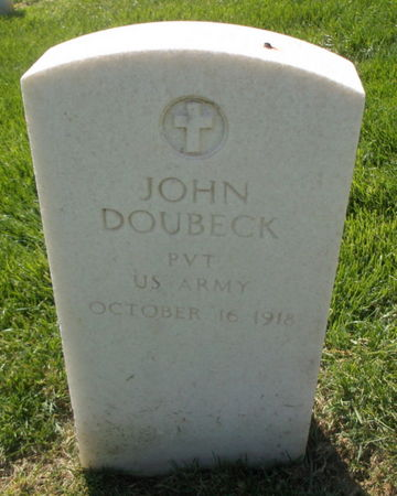DOUBECK, JOHN - Lee County, Iowa | JOHN DOUBECK