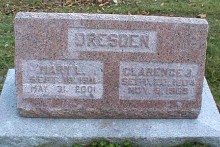 DRESDEN, MARY L. - Lee County, Iowa | MARY L. DRESDEN